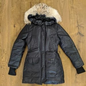 Almost New Canada Goose Parka (xs)